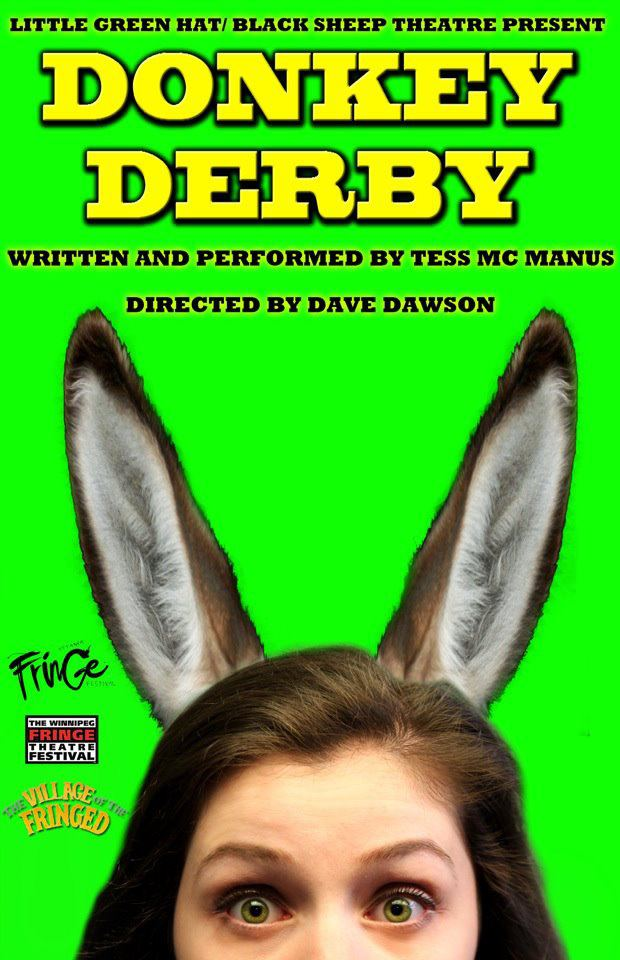 Donkey Derby poster