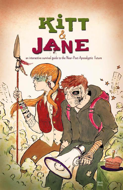 Kitt&Jane poster