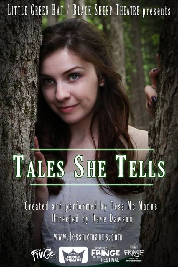 tales she tells poster