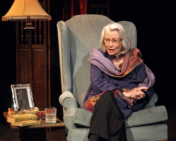 Carolyn Heatherington in WOMEN WHO SHOUT AT THE STARS.