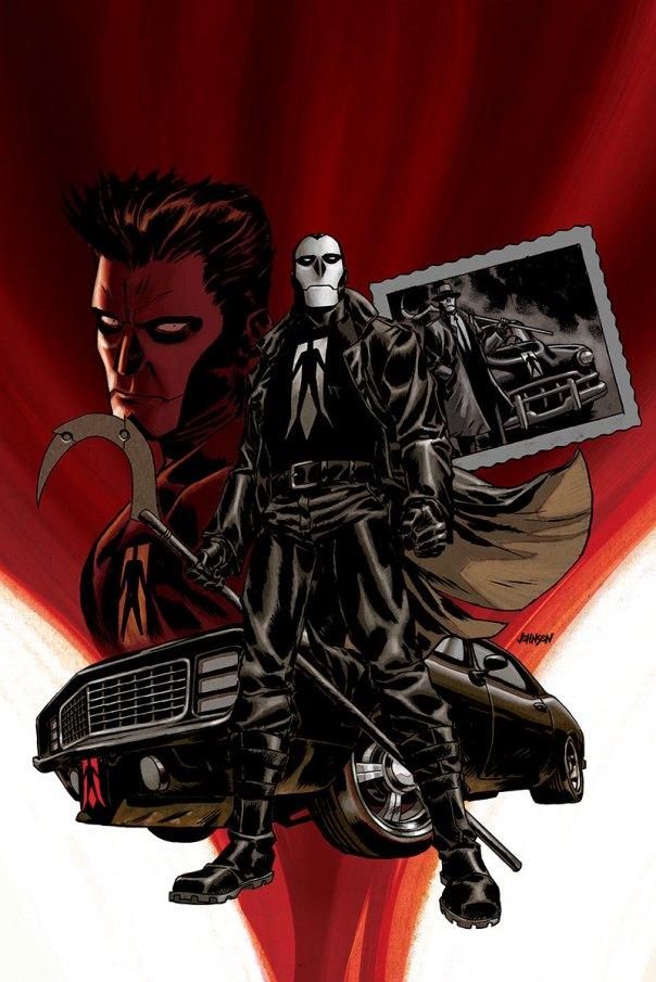 Shadowman 0