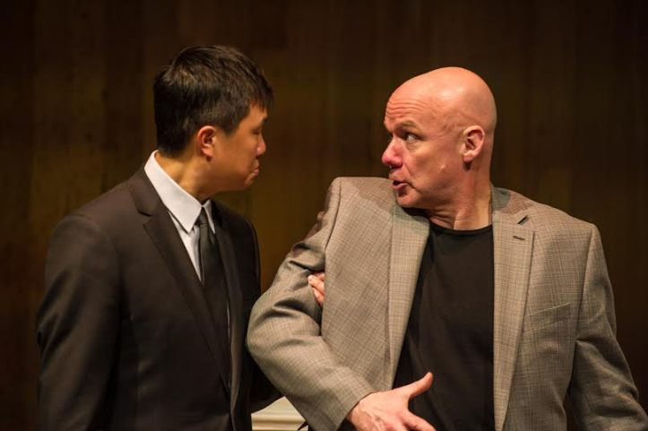 John Ng and Andy Massingham in THE BEST BROTHERS (pic by Andrew Alexander)