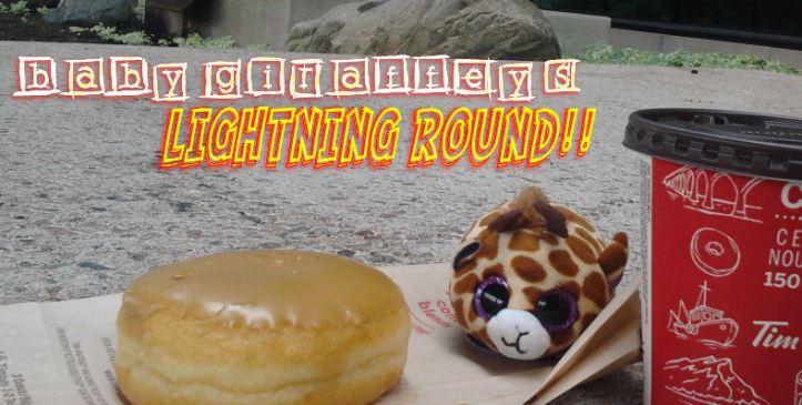 BG Lightning Round